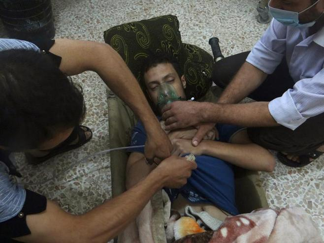 Victims of Syrian Chemical Attacks Await Justice