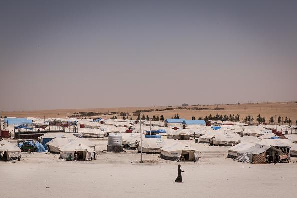 Syria: Armed Group Recruiting Children in Camps