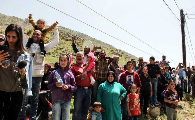 Syrian refugees cannot be forcibly returned