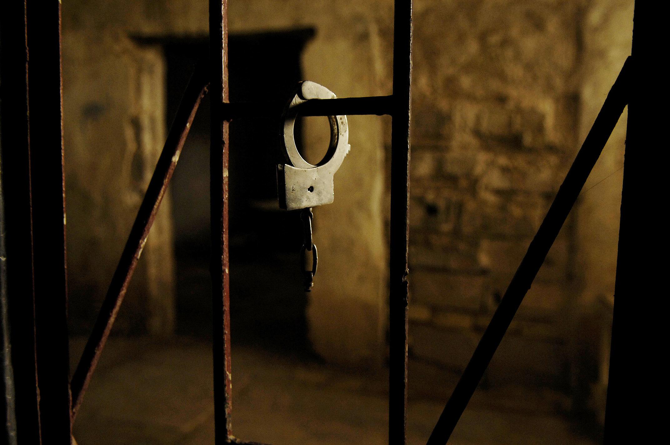 الاستعصاء الكبير في سجن حماه المركزي 1