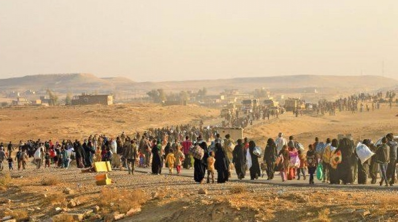 Reconciliations The Last Option for Deir Ezzor Populations