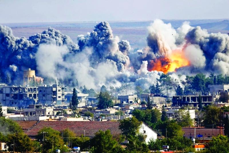مجزرة الأسد الأب في حماه 1982 دليلاً لمجازر الابن