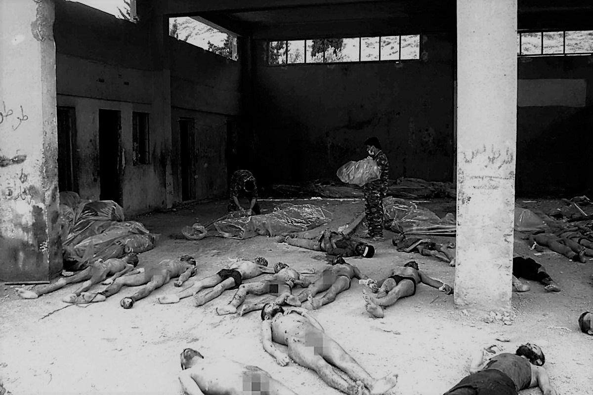 Syria rights group: Thousands killed by regime at Al-Mezzeh 'slaughterhouse' Hospital
