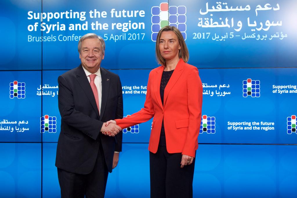 مؤتمر بروكسل: جعجعة بلا طحن