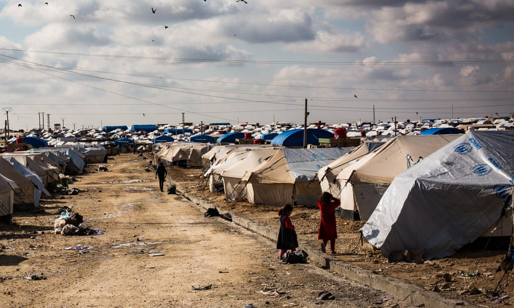 Syrian camps: vulnerable children of Isis ignored by the outside world