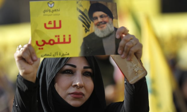 Censured by Britain, Hezbollah is bigger than ever in Beirut