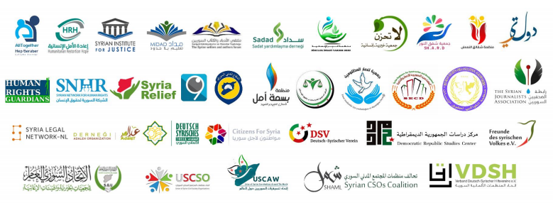Common position of Syrian civil society organizations on the Declaration of the EU and the UN, co-chairs of the Brussels III conference on the future of Syria and the region