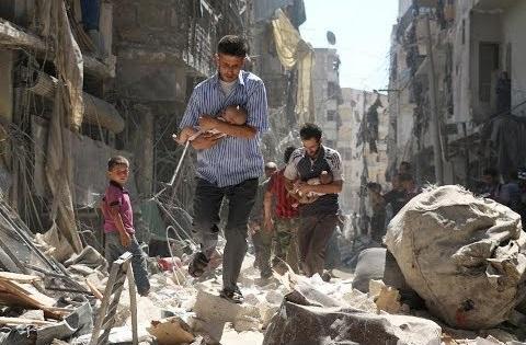 في شرق حلب.. جثث تحت الركام تشهد على مدى صعوبة التعافي من الحرب في سوريا