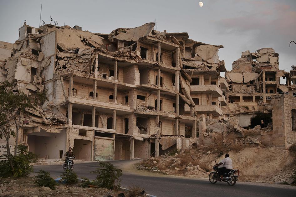التكلفة الباهظة للفشل في إدلب