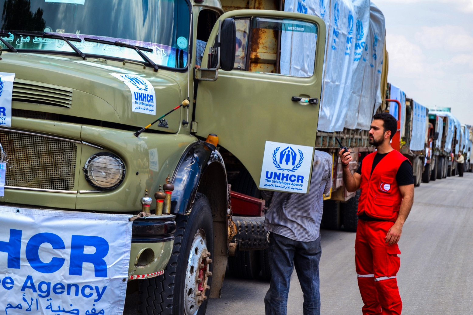UN quietly plans to move all humanitarian aid operations for Syria to Damascus