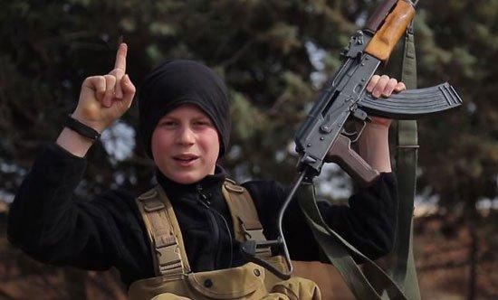 ثقافة داعش: أطفال سوريا المهددون بالانفجار!