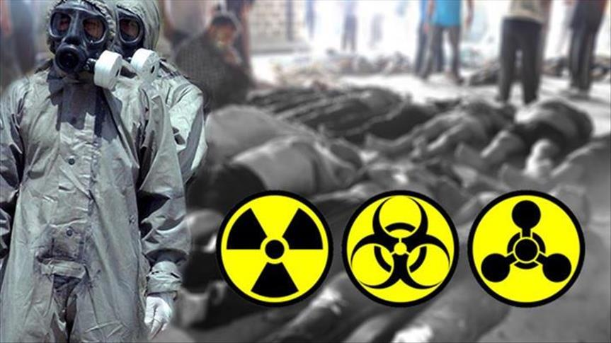 US accuses Syrian government of fresh chemical weapon attack