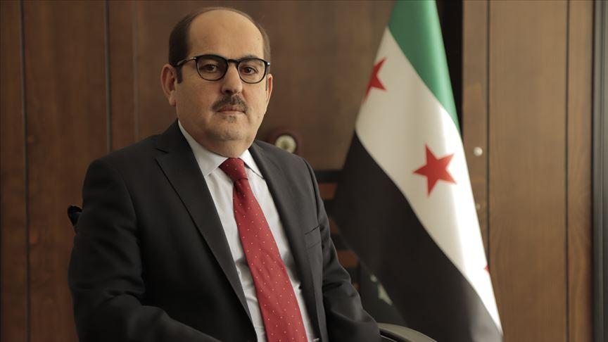 رئيس الائتلاف السوري: على المجتمع الدولي وضع حد لخروقات إدلب