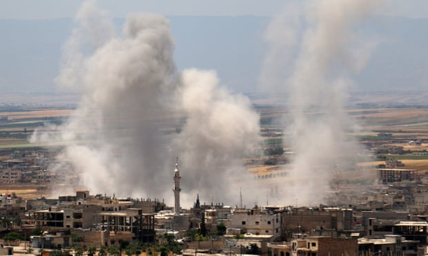 Stop the carnage: doctors call for an end to Syria hospital airstrikes