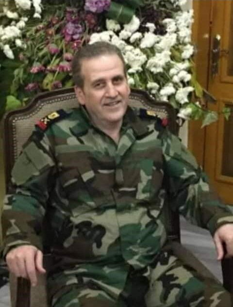 General Ghassan Jawdat Ismail: a criminal replaces another