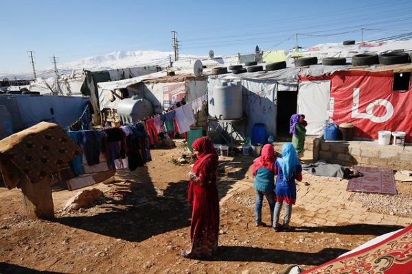 New Government Policies Worsen Conditions of Refugees in Lebanon