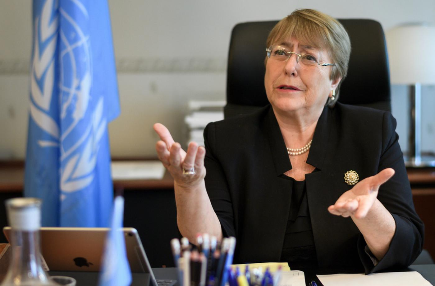 UN rights chief condemns 'international indifference' over Syria bloodshed
