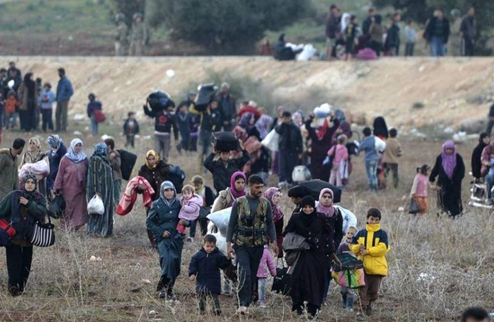 Escalating conflict in Idlib leaves increasing numbers dead, wounded or displaced