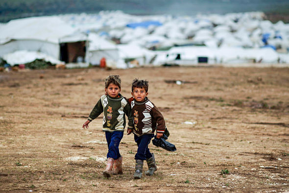 The Syrian Regime Continues to Pose a Violent Barbaric Threat and Syrian Refugees Should Never Return to Syria