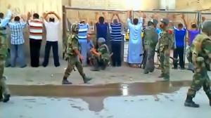 """الذكرى السابعة لمجزرة حيي """"الجورة و""""القصور"""" في دير الزور 2012"""