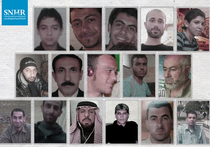 At Least 98,000 Forcibly Disappeared Persons in Syria Since March 2011