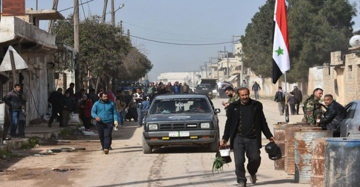 Report: 10 Million Syrians Subjected to Violations in Regime Areas