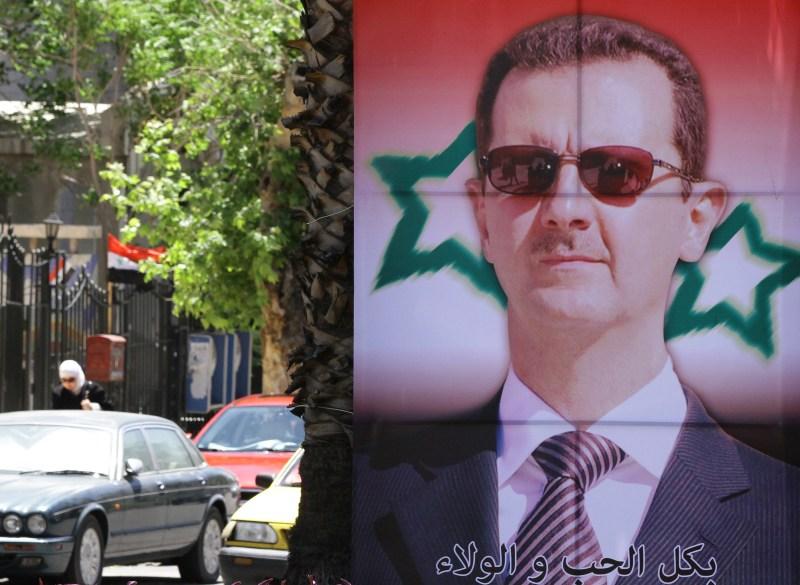 Assad Is Now Syria's Best-Case Scenario
