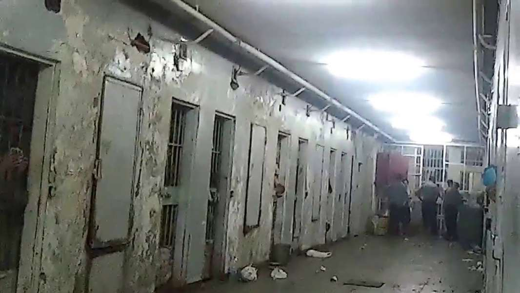 Syria rights group exposes harrowing picture of life in 'world's worst prison'