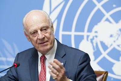 Former UN Envoy Rewrites History