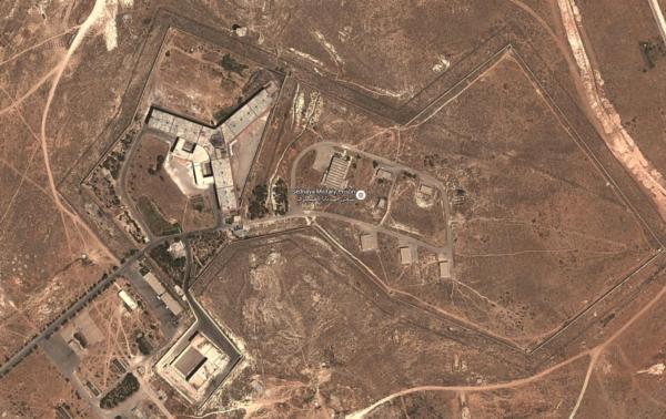 New report sheds light on Sednaya detention