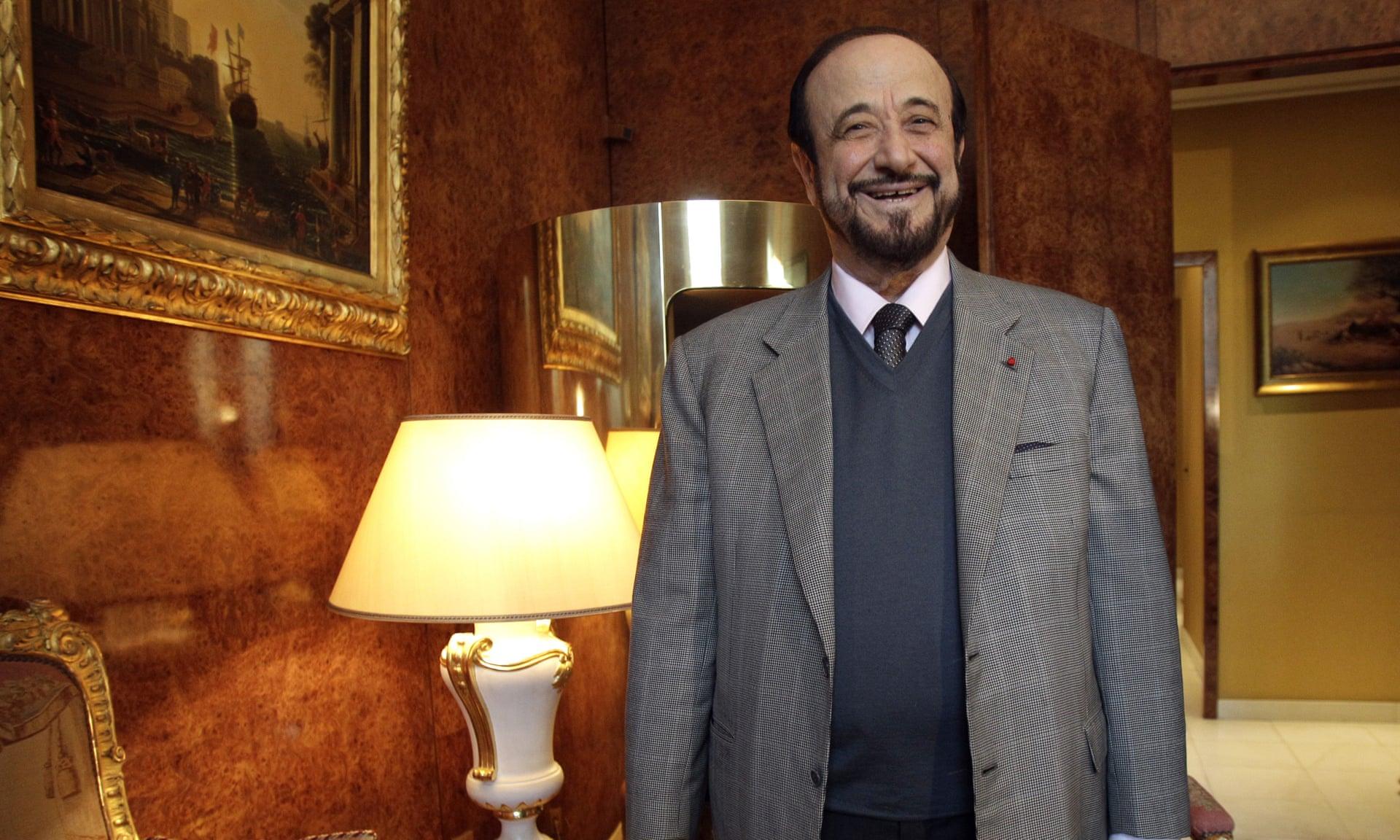 Bashar al-Assad's uncle faces embezzlement trial in Paris