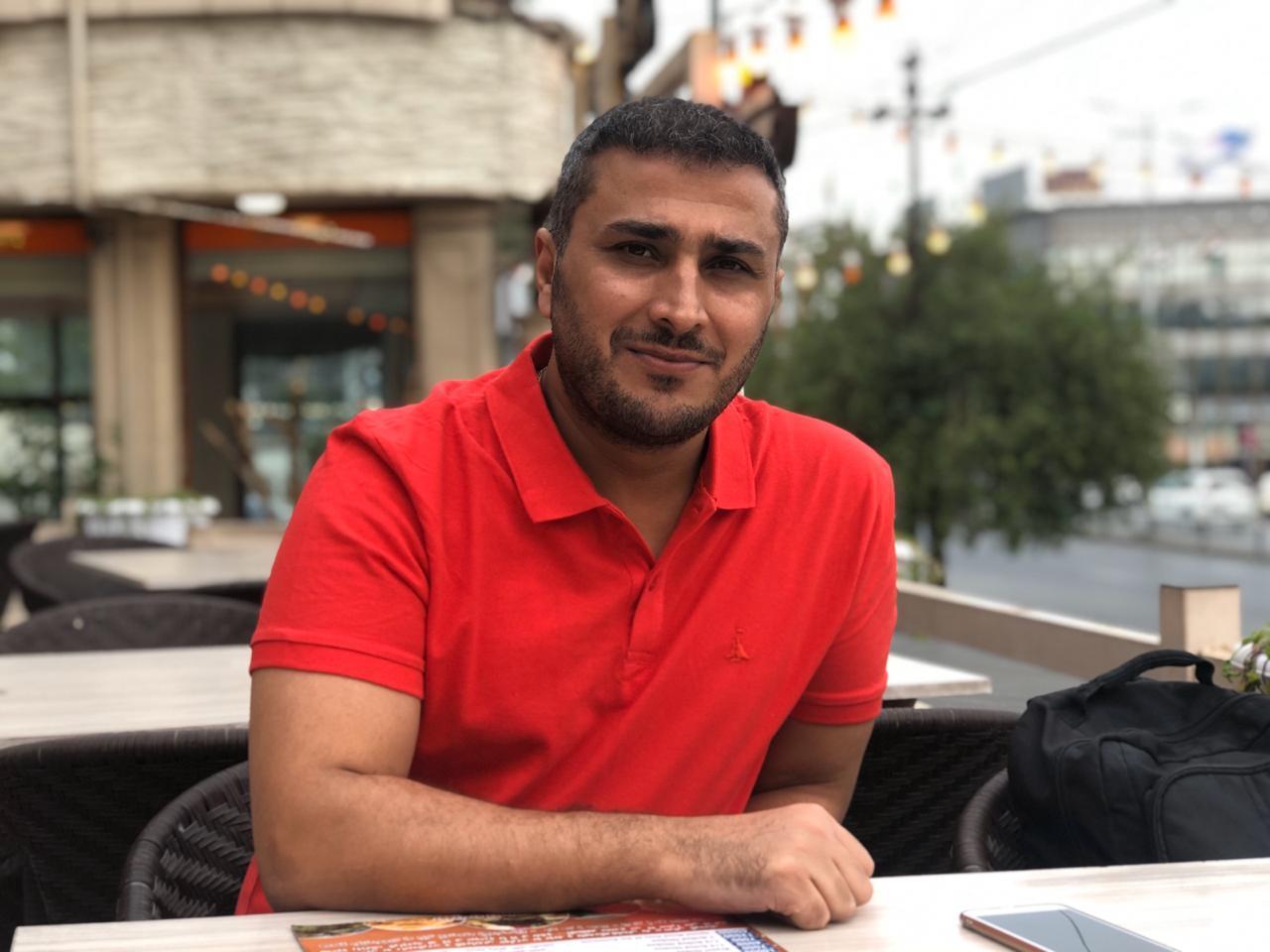"""شيار خليل: كنتُ رقماً في """"فرع فلسطين"""".. لا اسم لي في جمهورية الرعب !"""