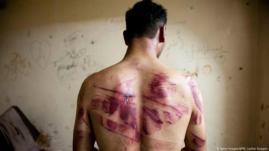 """book """"Sednaya Prison During The Syrian Revolution:Testimony of Abu Omar"""
