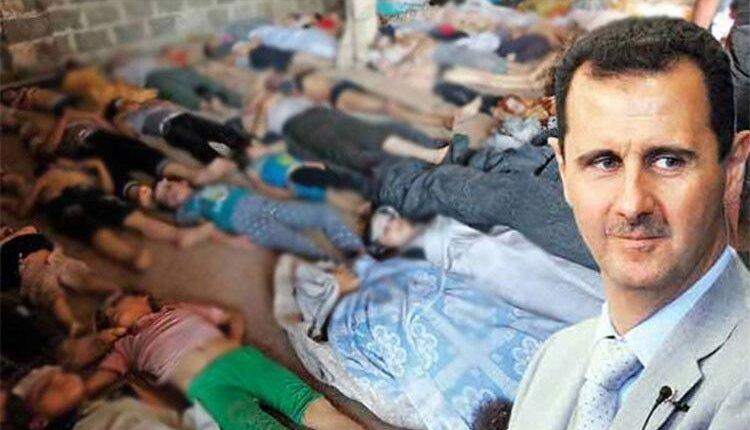 التهجير السام.. حقيقة قصف النظام السوري لدوما بالمواد الكيميائية