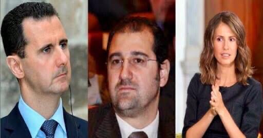 مخلوف في مواجهة الأسد: اقتصادك أثرياء حرب وأجهزتك تقود مسلسل هوليوودي