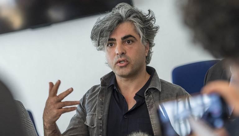 المخرج فراس فياض يواجه أنور رسلان:هذ الرجل أَمَر باغتصابي
