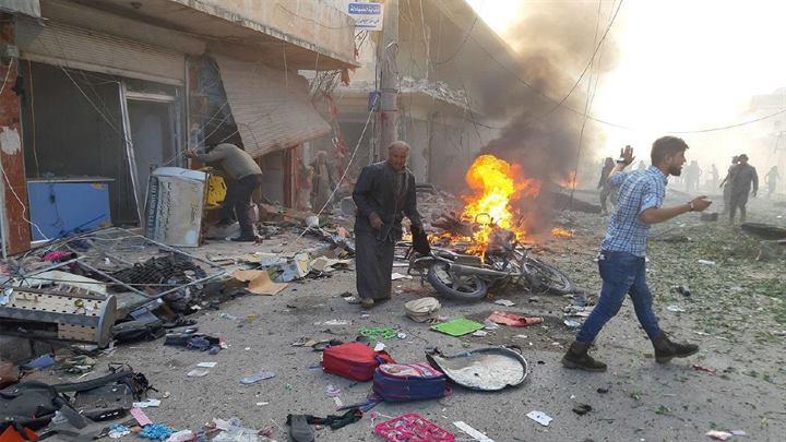 ضحايا التفجيرات والمفخخات في الشمال السوري: من المستفيد؟