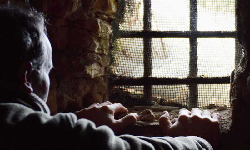 """كتاب """"سجن صيدنايا خلال الثورة السورية"""": شهادة خلدون منصور"""