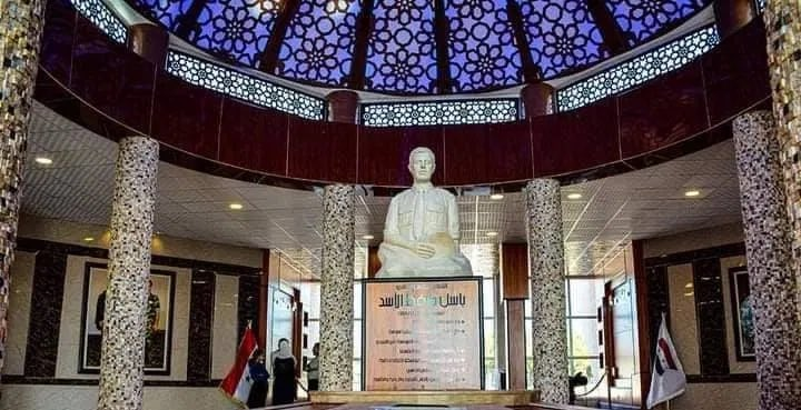 Syria opens lavish museum for Assad's brother as its people go hungry
