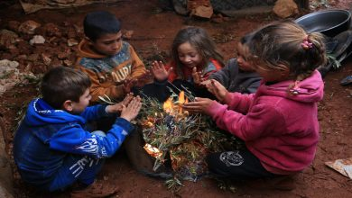 UN official: Millions of displaced in Syria set to suffer this winter, require assistance