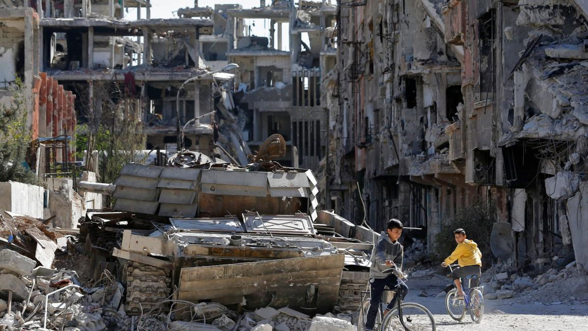 Syria asks returning Palestine refugees to prove property ownership in Yarmouk