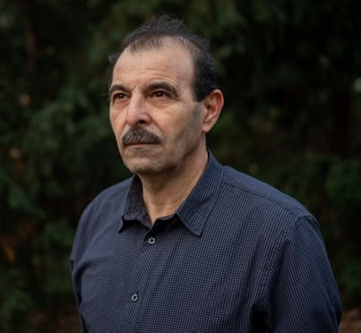 """""""'My goal is justice for all Syrians': one man's journey from jail to witness for the prosecution"""