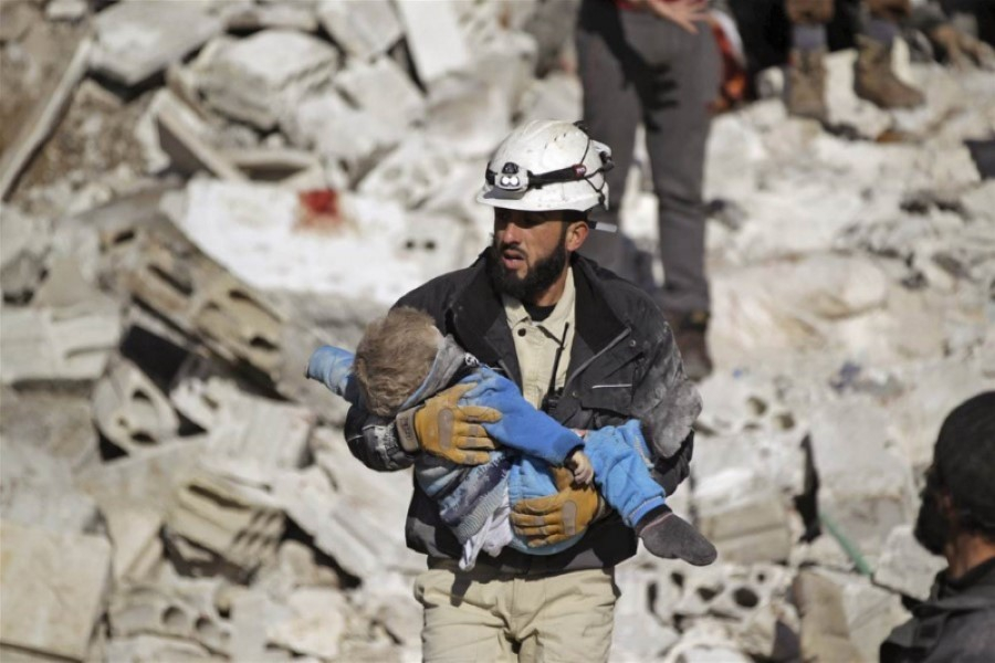 Jordan presses Germany into taking in Syria's White Helmets ex-leader