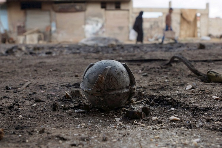 Casualties From Banned Cluster Bombs Nearly Doubled in 2019, Mostly in Syria