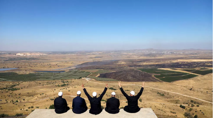 UN General Assembly votes in favour of affirming Syria sovereignty over Golan Heights