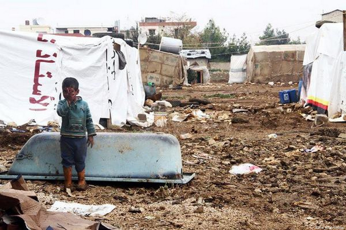 90% of Syria families in Lebanon living in extreme poverty, says UN
