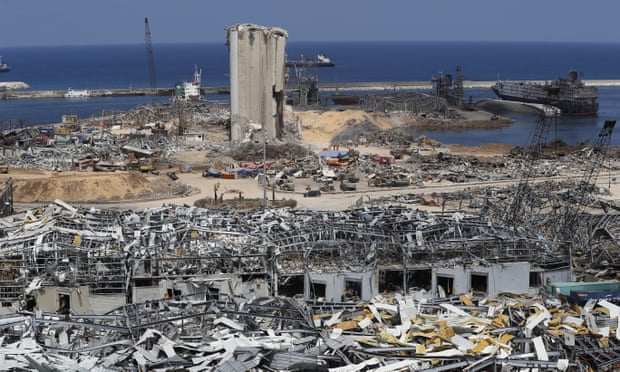 Businessmen with ties to Assad linked to Beirut port blast cargo