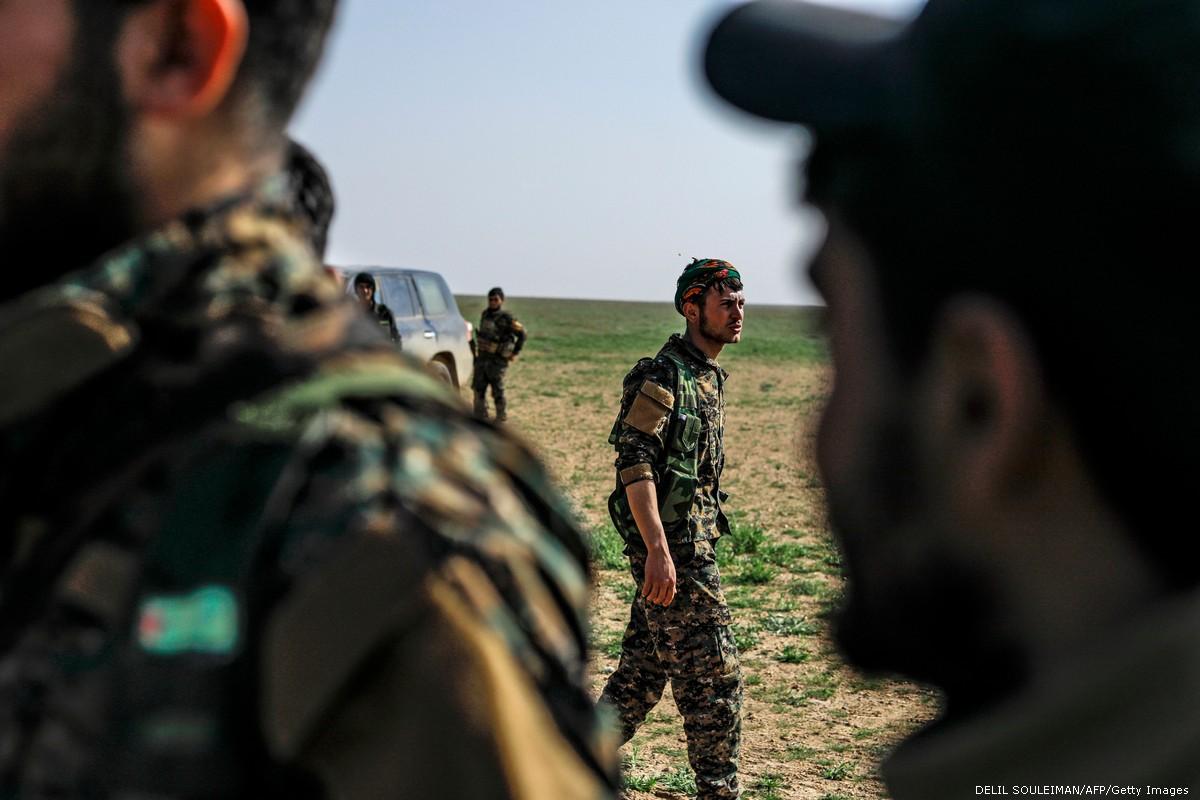 US-backed Kurdish forces end Syria sieges