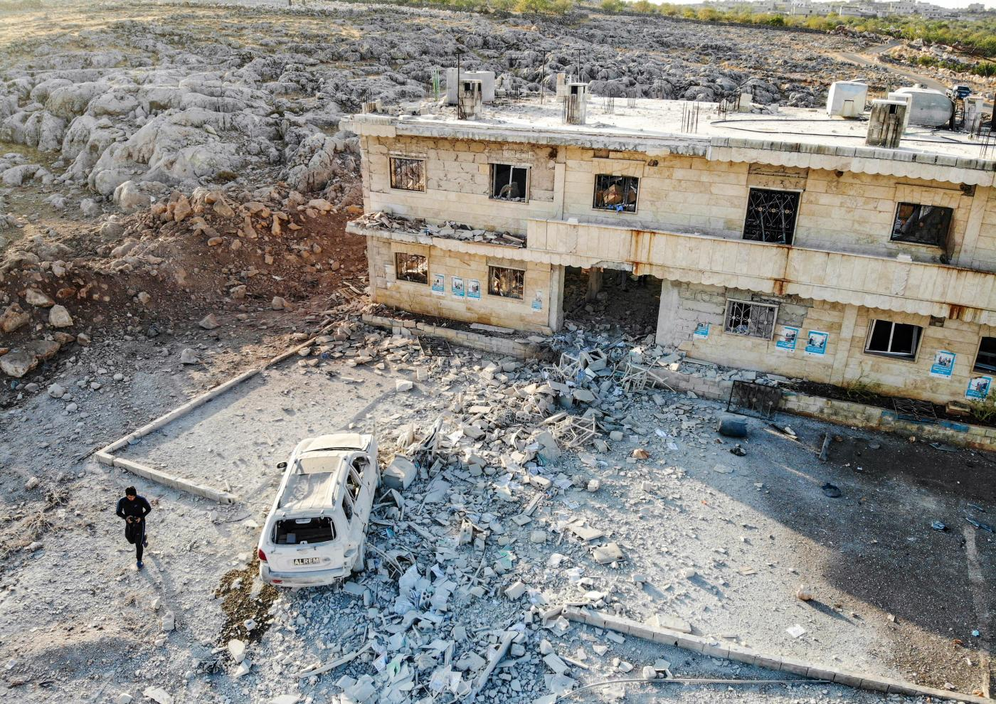 Syria: Majority in opposition areas impacted by attacks on medical facilities
