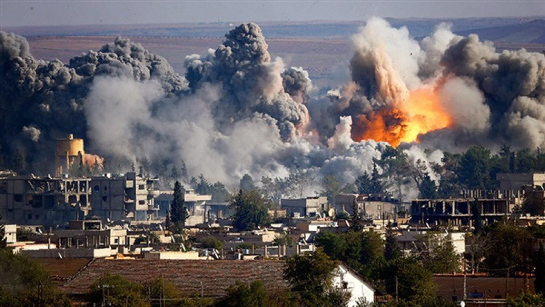 استهداف المنشآت الحيوية السورية والكوادر الطبية والمدنية (3/1)